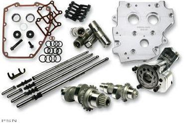 Feuling HP+ Camchest Kit with 574 Chain Drive Cams for 2006 - 2015 Dyna Models