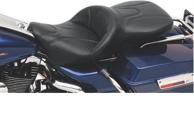 Hcw Saddlemen Road Sofa Deluxe Touring Seat For 1997 2007 Flhr