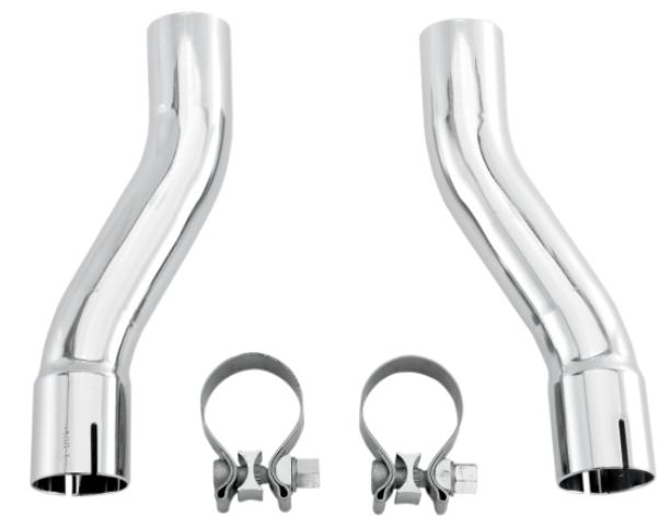 Vance & Hines Tri Glide Adapter Kit