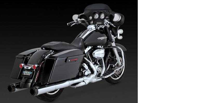 Any opinions on the Vance and Hines hi-output carbon slip