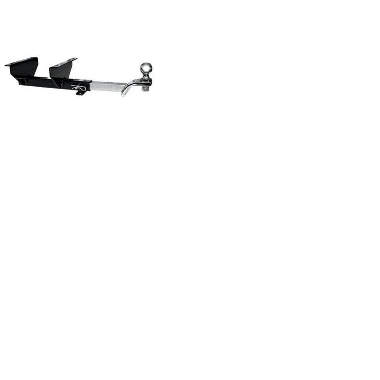 motor trike trailer hitch for harley davidson tri glide ultra classic  flhtcutg 2011 - 2014
