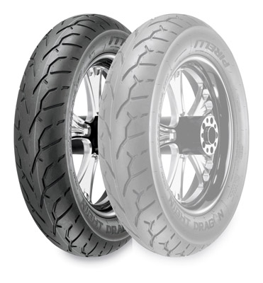 Pirelli Night Dragon 130/70R18 Front Tire