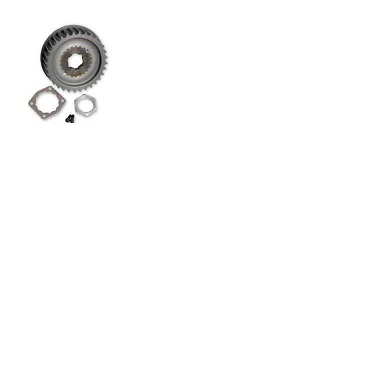 HCW - Belt Drives Ltd 33 Tooth Transmission Pulley for 1979 - 1984