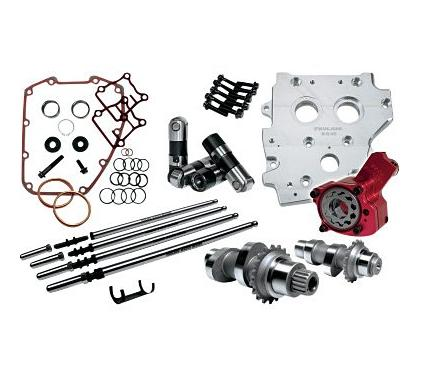 Feuling 630 Race Series Camchest Kit for Twin Cam models 2007 - UP - Chain Drive