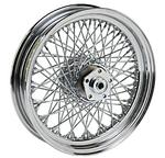 Rear Wheel -FXR, FXD, all Softail models, Rear, and Sportster 1979 thru 1999, Rear