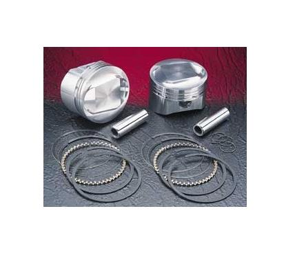 Wiseco High Performance Pistons for Harley Davidson - 88 Cubic Inch to 1550 CC