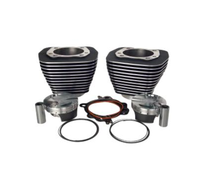 Revolution Performance 107 Cubic Inch Big Bore Kit for 2007 - 2014 Twin Cam