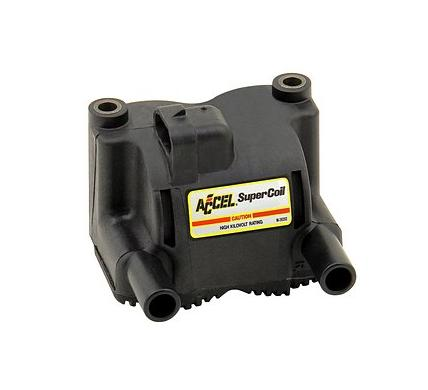 Accel Single Fire Super Coil for 2002 - 2007 Twin Cam Touring Models