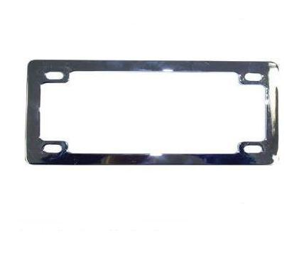 HCW - Chrome License Plate Frame For BC, Alberta, Manitoba, New ...