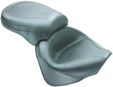 Mustang Vintage Wide Touring Seat - V Star 1100 Custom 1999-09