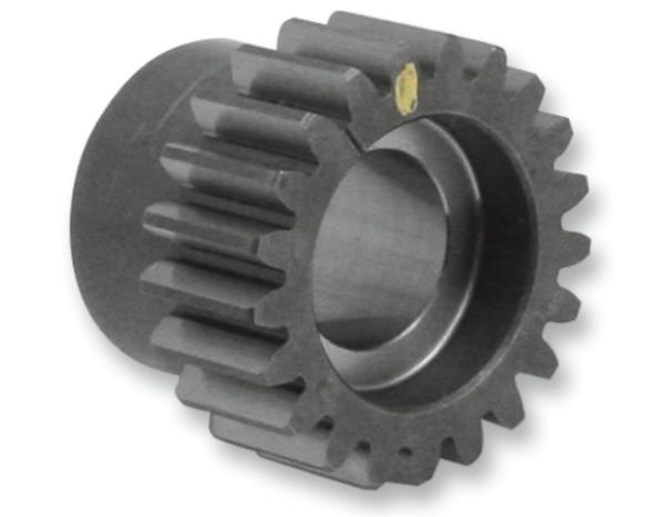 S&S Pinion Gear for 1977 - 1989 Shovelhead and Evo Big Twin - Yellow