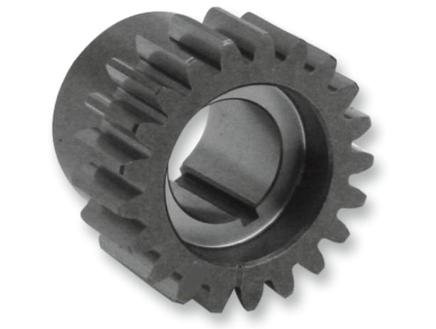 S&S Pinion Gear for 1977 - 1989 Shovelhead and Evo Big Twin - Red