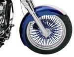 Klock Werks Level Front Fender for 16 & 18 Inch Wheels on 1984 - 2013 Softails and FXDWG