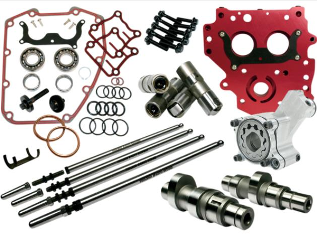 Feuling HP+ Camchest Kit with 525 Gear Drive Cams for 1999 - 2006 Softail, Touring and 1999 - 2005 Dyna Models