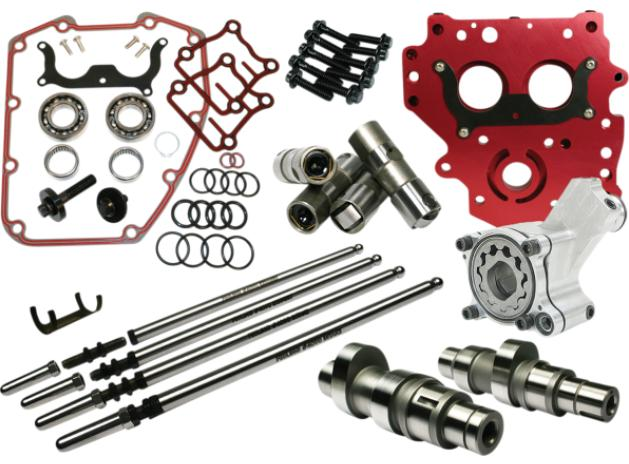 Feuling 543G Gear Drive Complete Camchest Kit for 1999 - 2006 Twin Cam Models