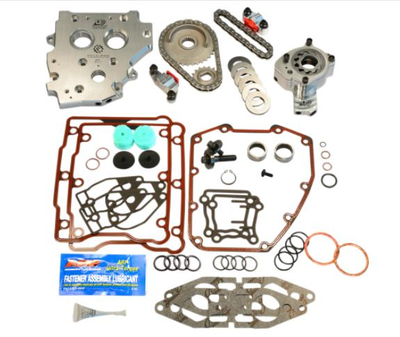 Feuling Cam Chain Tensioner Conversion Kit for 1999 - Early 2001 Twin Cam Models