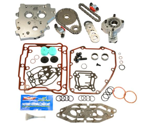 Feuling Cam Chain Tensioner Conversion Kit for 2001 - 2006 Twin Cam Models using Conversion Style Cams