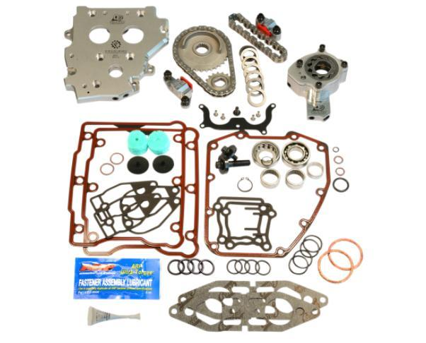 Feuling Cam Chain Tensioner Conversion Kit for 2001 - 2006 Twin Cam Models using Stock Style Cams