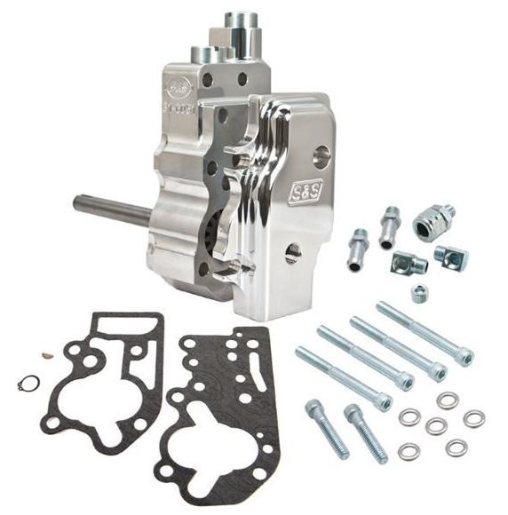 S&S Billet Oil Pump for 1992 - 1999 Evo Engines