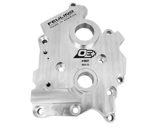 Feuling OE+ Cam Support Plate for Milwaukee 8 Engines 2017 - Up