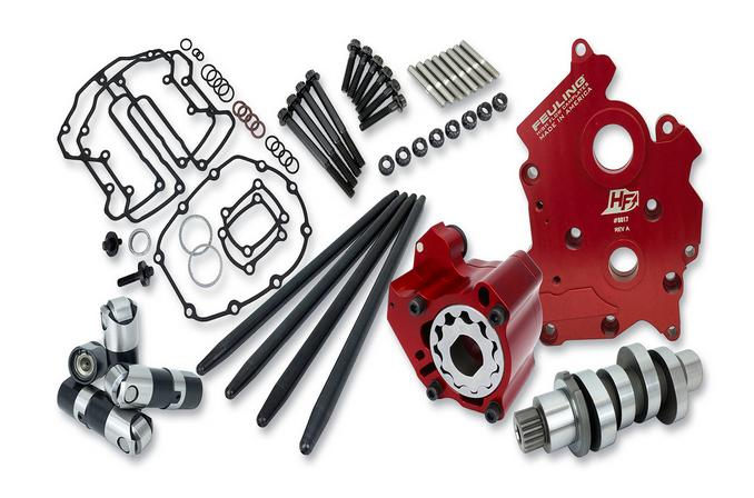 Feuling Race Series Camchest Kit with 465 Race Series Cam for Milwaukee 8 Oil Cooled Models
