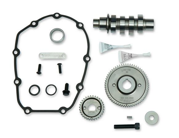 S&S 350 Cam Kit for M8 Engines - Gear Drive