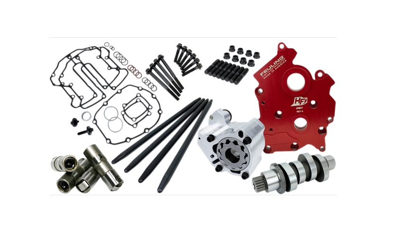 Feuling HP+ Camchest Kit for Milwaukee 8 Models with 465 Cam - Water Cooled M8 Engines