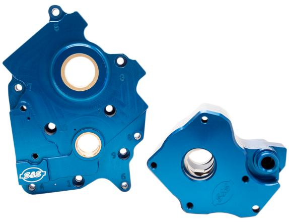 S&S Oil Pump with Cam Plate for Milwaukee 8 Oil Cooled Engines