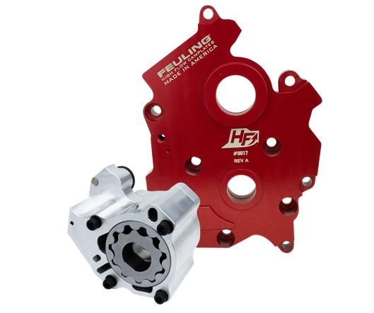 Feuling HP+ Oil Pump and Camplate Kit for Oil Cooled Milwaukee 8 Engines