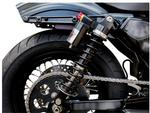 RWD Piggy Back Coil Over Rear Shocks for 2004 - 2019 Sportster Models - Heavy Duty 13 Inch