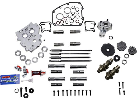 Feuling OE+ Hydraulic Cam Chain Conversion Camchest Kit for Twin Cam Models 1999 - 2006 - 574 Cams