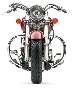 New Motorcycles Honda VT750C Aero 2010