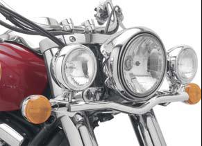 HCW - Spotlight Kit for Honda VTX1800F/N 2004-2008