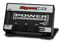 Dyno Jet Power Commander III USB for 2007 - 2008 Sportster 883 Models