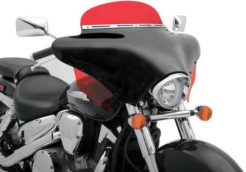 Memphis Shades  Inch Windshield Yamaha V Star