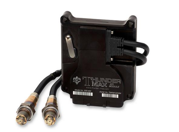 ThunderMax ECM with Auto Tune Closed Loop System for 2001-'10 Softail , 2007 - 2009 Sportster and 2002-'07 Touring Models equipped with cable-type Delphi EFI