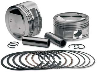 95 Cubic Inch Pop Up Piston Kits