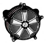 Roland Sands Design Judge Air Cleaner for 2008 - 2016 HD Touring Models and 2016 - 2017 Softail Models