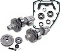 S&S Gear Drive 570G Camshaft Kit for Twin Cam 2007 & Up Twin Cam & 2006 & Up Dyna - 570 Grind