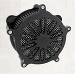 Roland Sands Design Boss Black Ops Air Cleaner for 2008 - later FLH