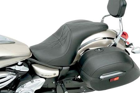 HCW - Saddlemen Argyle Profiler Seat for Yamaha V Star 1100
