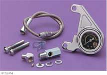 Arlen Ness Oil Pressure Gauge Kit for Twin Cam Models
